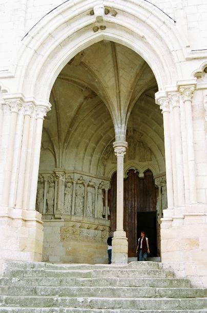 Generalit de l architecture l art de l architecture for L architecture gothique